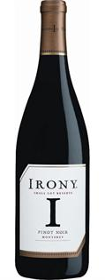 Irony Pinot Noir Black Small Lot Reserve 2014 750ml